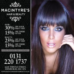 Macintyres Hair & Beauty