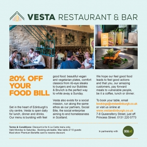 Vesta Restaurant & Bar