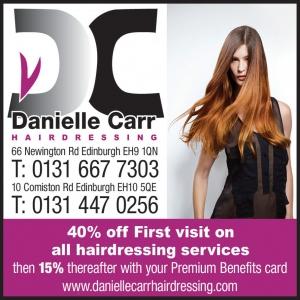 Danielle Carr Hairdressing