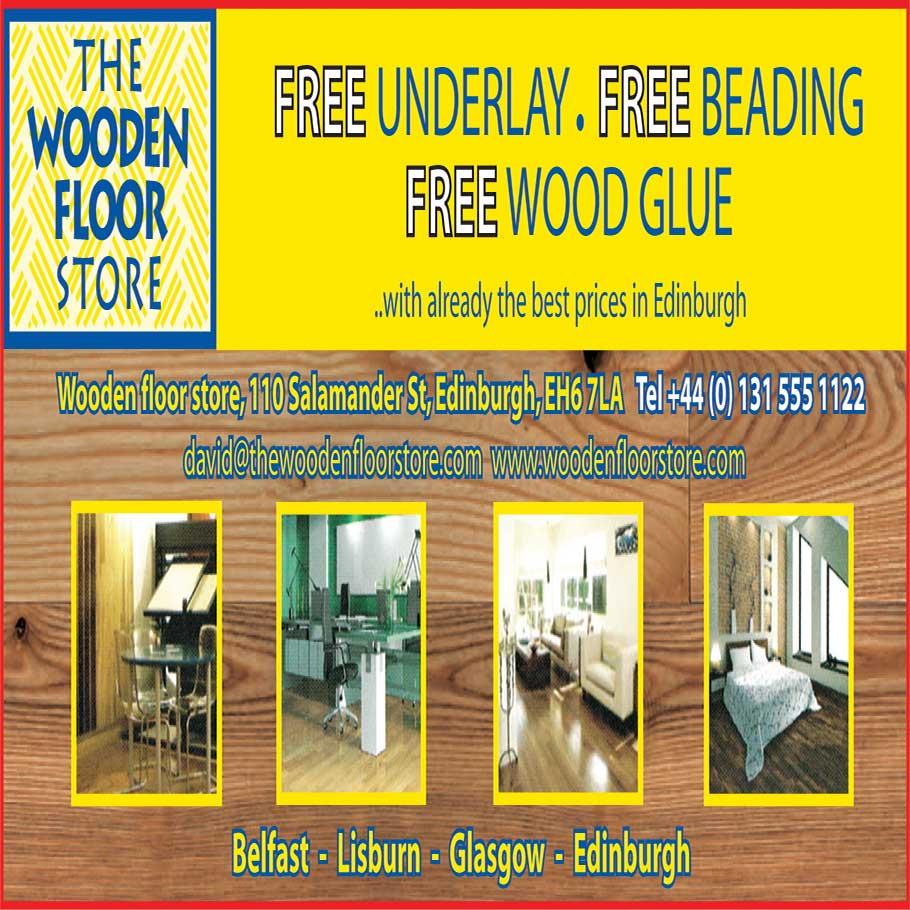The Wooden Floor Store